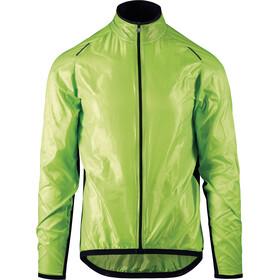 assos Mille GT Kurtka przeciwwiatrowa, visibility green